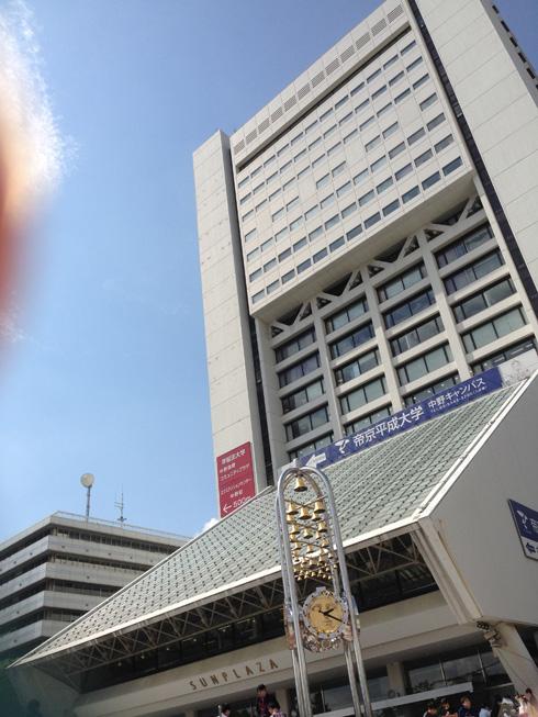 エコー女学院青クマ学園合同卒業式02